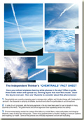 Chemtrails Fact Sheet Second Edition