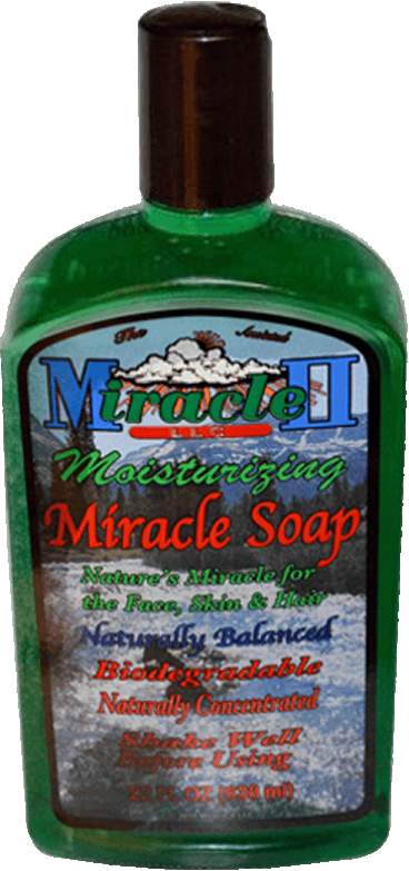 Miracle 2 liquid soap