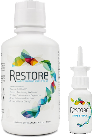 Restore for gut health